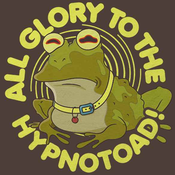 Triipy clipart hypnotoad Turtle image584x584 All Off Rock