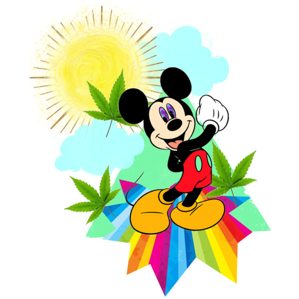 Trippy clipart mickey mouse #5
