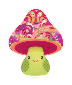 Triipy clipart mushroom And Pinterest Clip gekleurde Яндекс