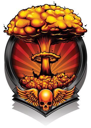 Mushroom clipart trippy #11