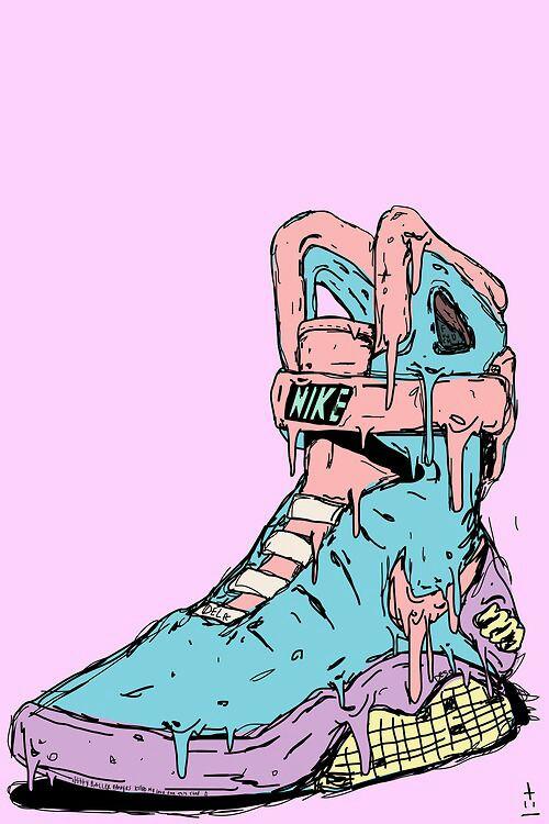 Triipy clipart odd job Sneaker Pop Art Explore Pin