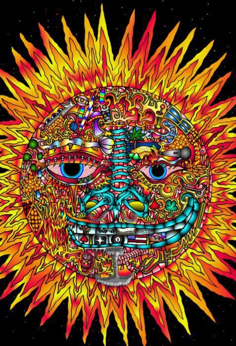 Triipy clipart psychedelic About Art⚫ images on ⚫️Psychedelic