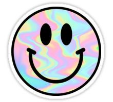 Triipy clipart smiley face tumblr Tumblr: Sticker Face Smiley Stickers