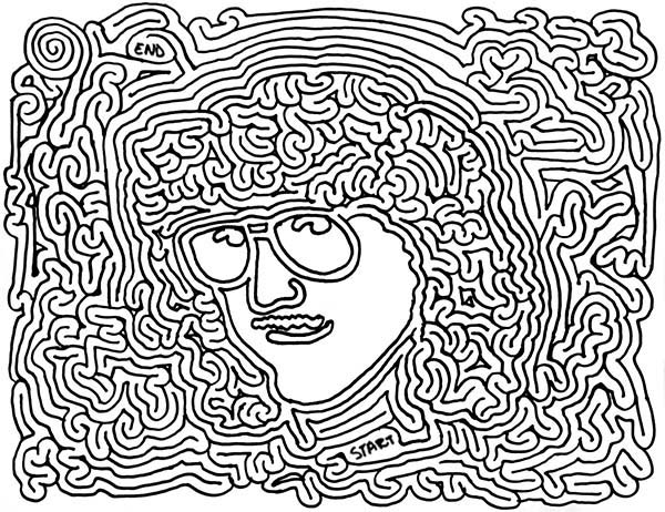Triipy clipart trippy color Girls   50 print