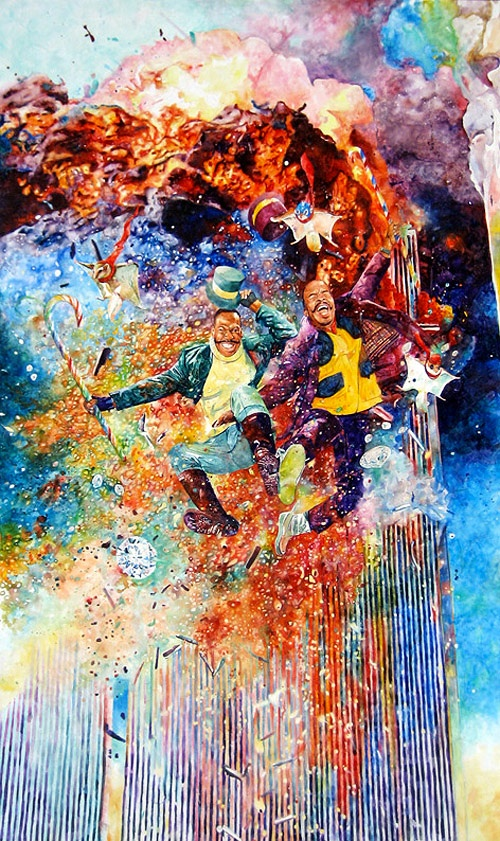 Triipy clipart watercolor Paintings pop celeb Watercolor 71