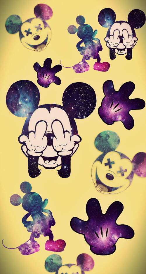 Trippy clipart mickey mouse #7