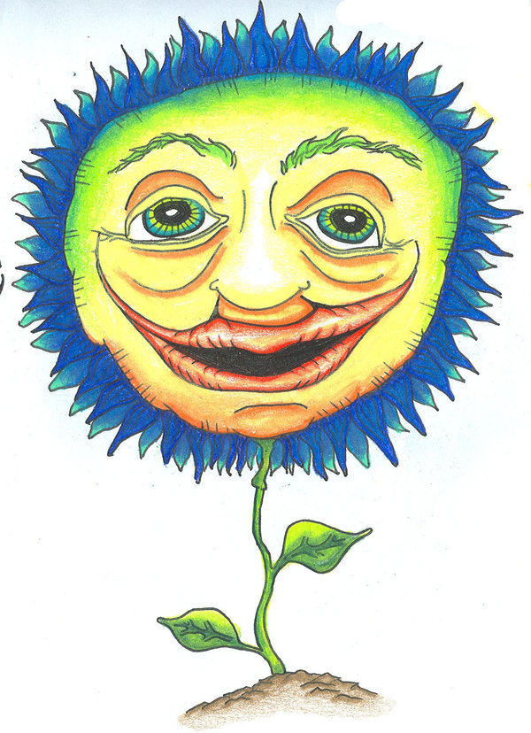 Trippy clipart By DeviantArt trippy Flower on