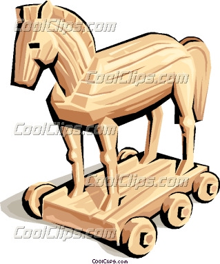 Greece clipart trojan horse Antiquity Clipart Free Horse Images
