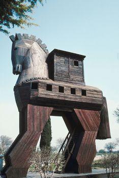 Trojan Horse clipart ancient greece FAQs Could About Horse Greeks