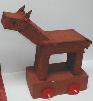Trojan Horse clipart wooden Horse Pinterest on Trojan ideas