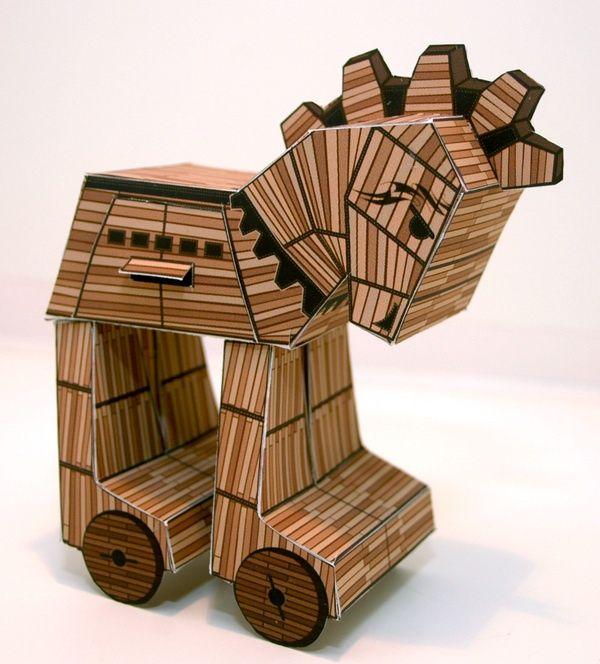 Trojan Horse clipart wooden Trojan on ideas Castleforte horse