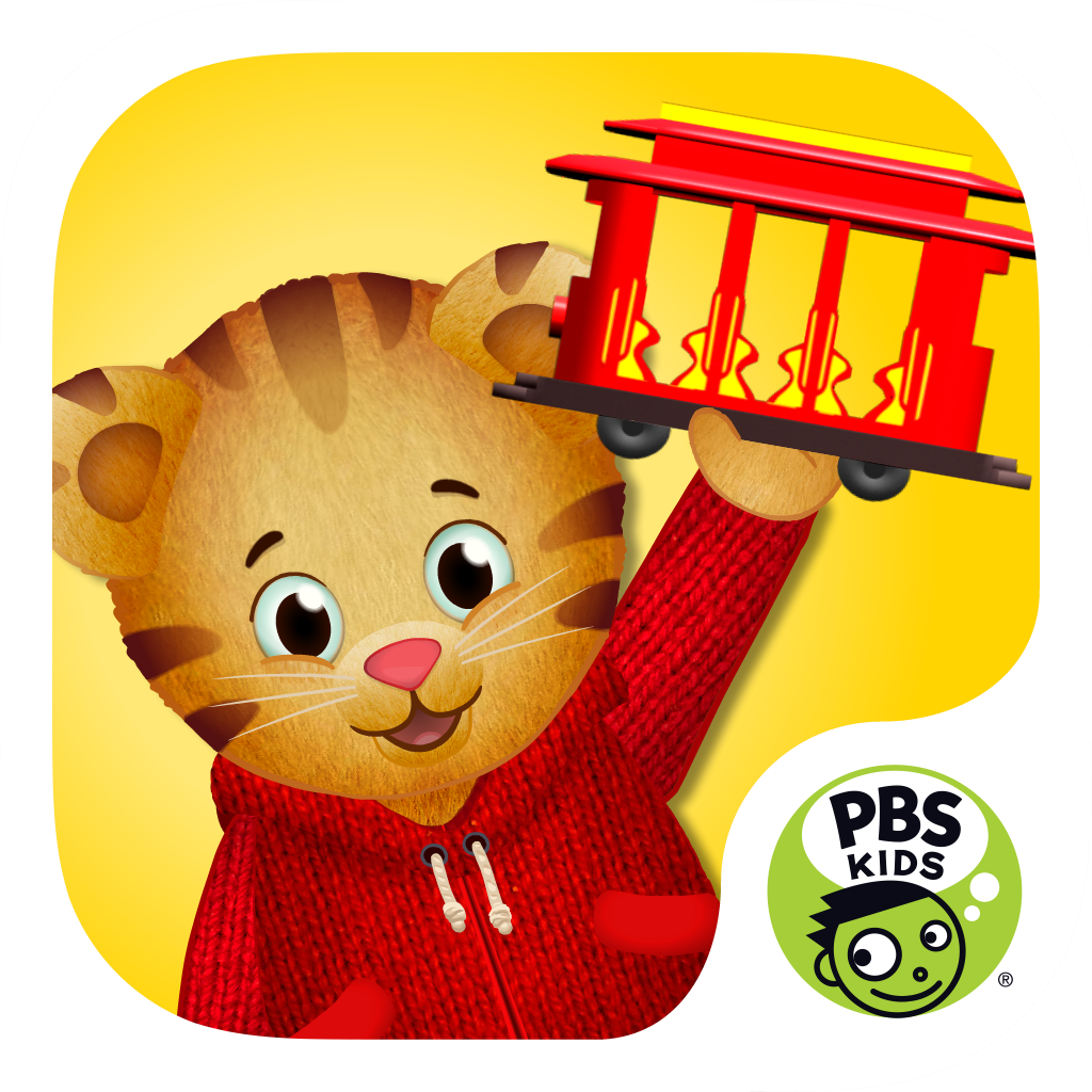 Trolley clipart daniel tiger Icon Mobile Downloads Daniel Grr