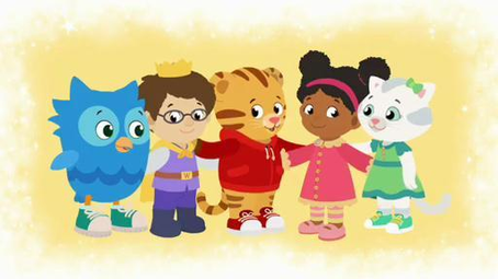 Trolley clipart daniel tiger Are Videos PBS Special Daniel