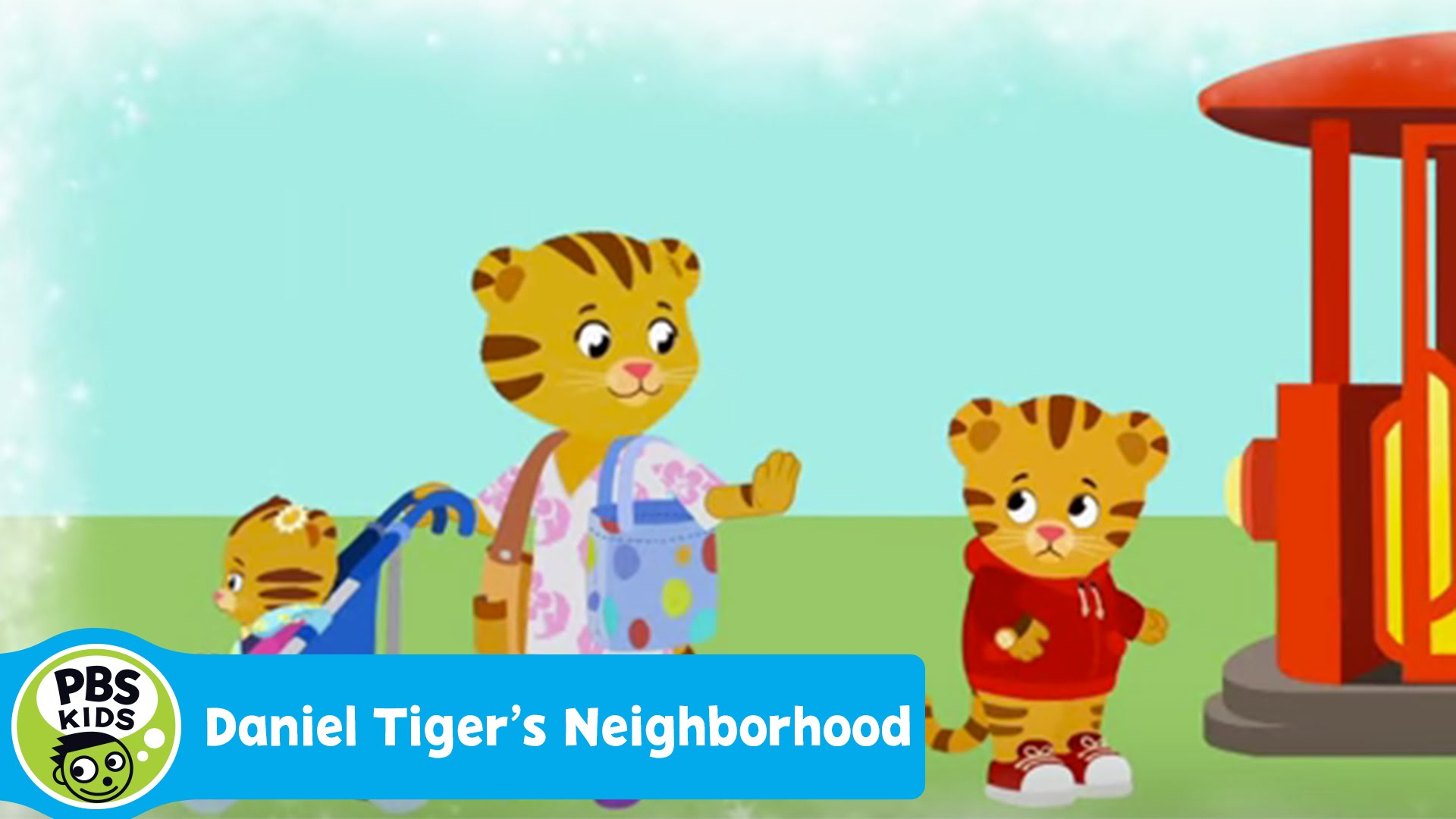 Trolley clipart daniel tiger Wants to Trolley Daniel NEIGHBORHOOD