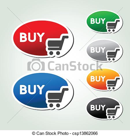 Trolley clipart item Item Clip button Vector shopping