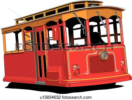 Trolley clipart san francisco cable car Free Clipart Free Clipart Trolley