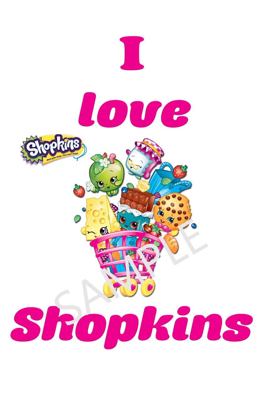 Trolley clipart shopkins Shopkins Shopkins I I love