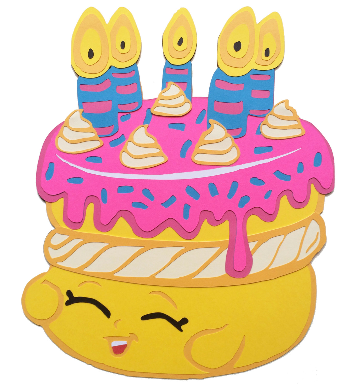 Trolley clipart shopkins Clipart shopkins Birthday shopkins clipart