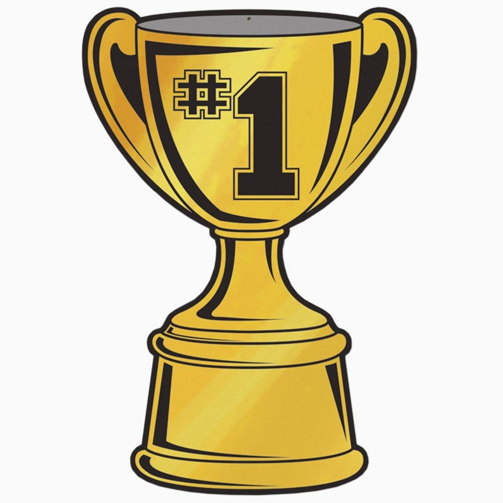 Trophy clipart last place Clipart image Cliparting art 1