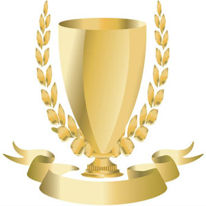 Ceremony clipart honor Collection trophy Free Clipart Award