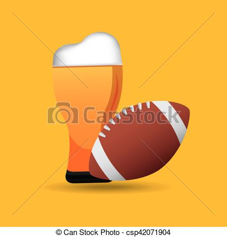 Trophy clipart beer Day trophy fathers Vector day
