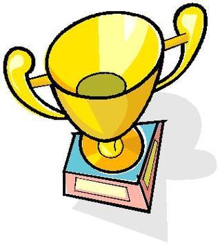 Trophy clipart fancy Art clipart trophy picture trophy