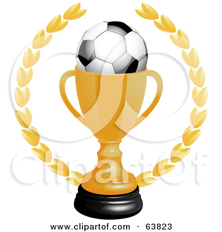 Trophy clipart football trophy Cup Clipart Clipart Trophy Images
