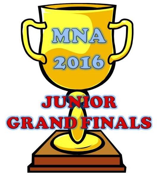 Trophy clipart grand final Association Grand Junior Netball Final