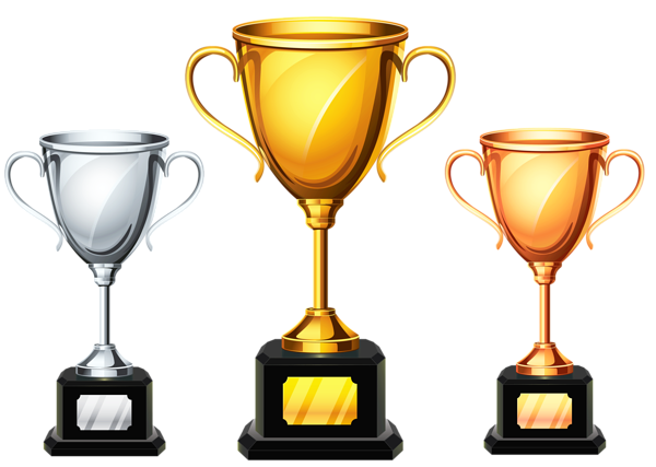 Trophy clipart honors Medals and Picture Picture PNG