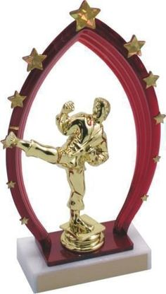 Trophy clipart karate Trophy by Karate About this