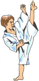 Trophy clipart karate Arts Karate essential techniques Martial