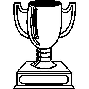 White clipart trophy Plaques image cups trophy artwork