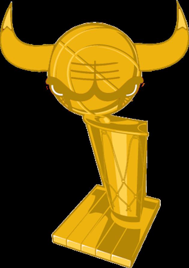 Trophy clipart nba champion Blends into O'Brien Trophy Team
