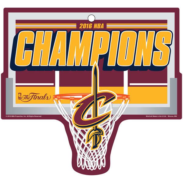 Trophy clipart nba champion Sign 2016 Finals x NBA