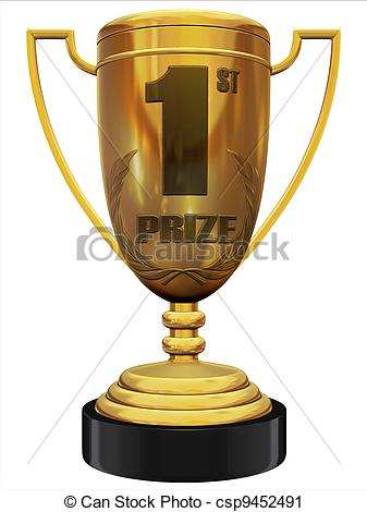 Trophy clipart prize Search prize trophy  illustration