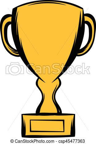 Trophy clipart prize Cup cartoon Clip icon cartoon
