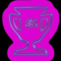 Trophy clipart purple Trophy » Legacy » Icon