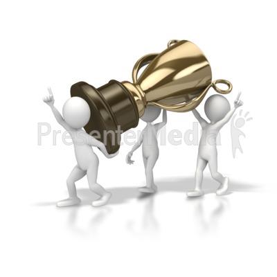 Trophy clipart recognition Team Blog Clipart Trophy and