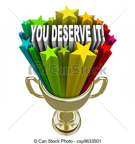 Winning clipart recognition Reward Stock of It Clipart