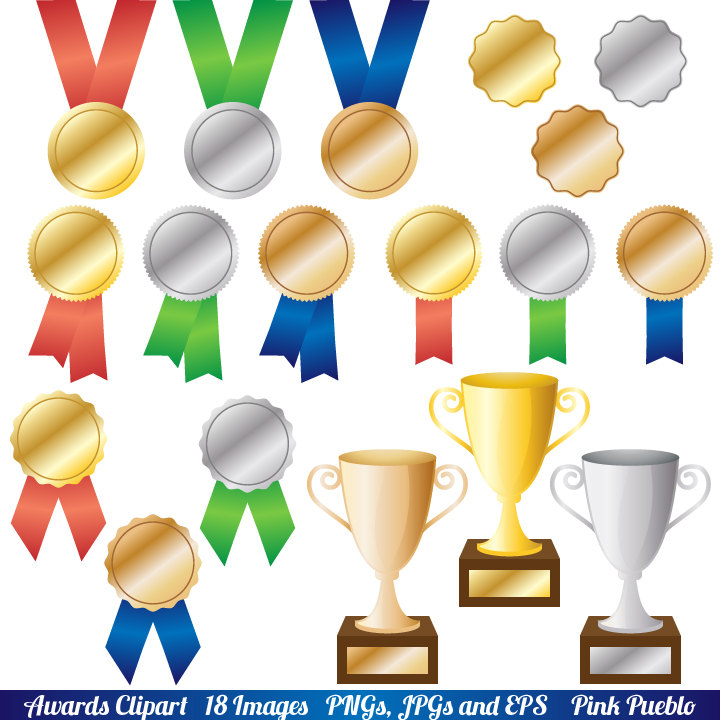 Trophy clipart ribbon Art Personal Clip Clipart and