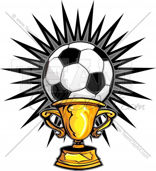 Trophy clipart soccer trophy To Trophy Edit Clipart