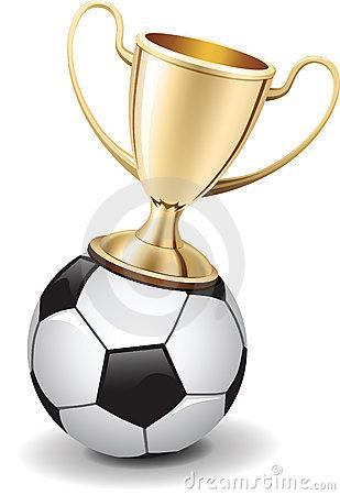 Trophy clipart soccer trophy Soccer Trophies  Clipart