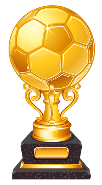 Trophy clipart soccer trophy  Award Art Clip Football