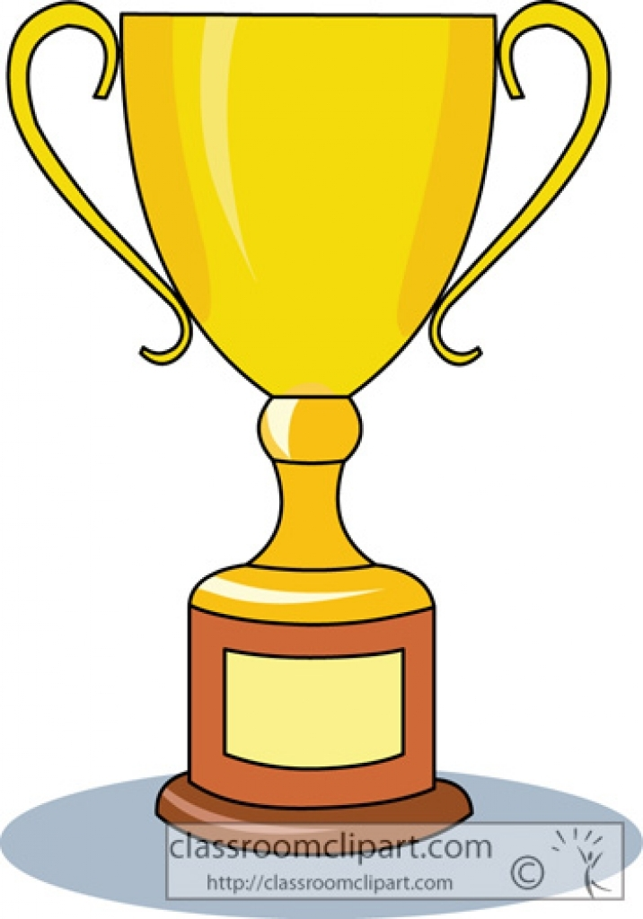 Yellow clipart trophy Images trophy clip art and