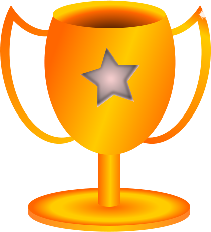 Trophy clipart star trophy Free Panda star%20trophy%20clipart Clipart Trophy