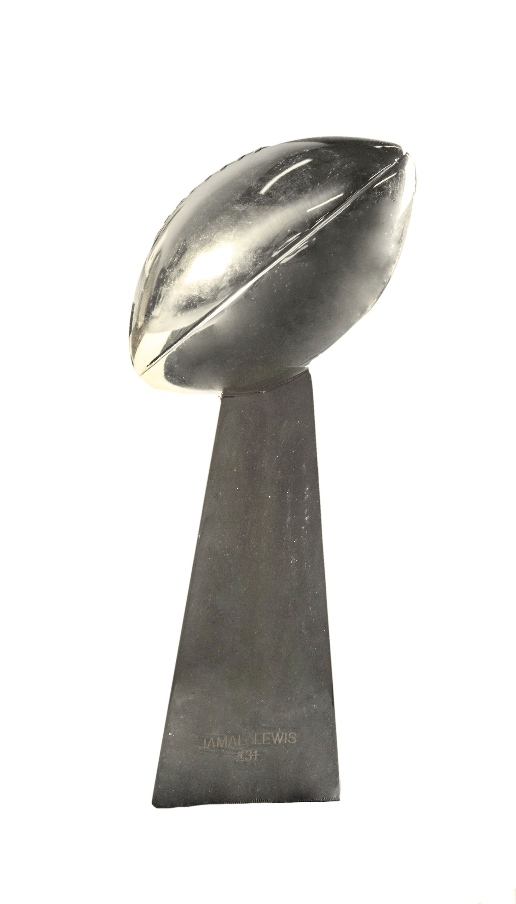 Trophy clipart superbowl Baltimore Ravens Lewis' Lombardi (Lewis