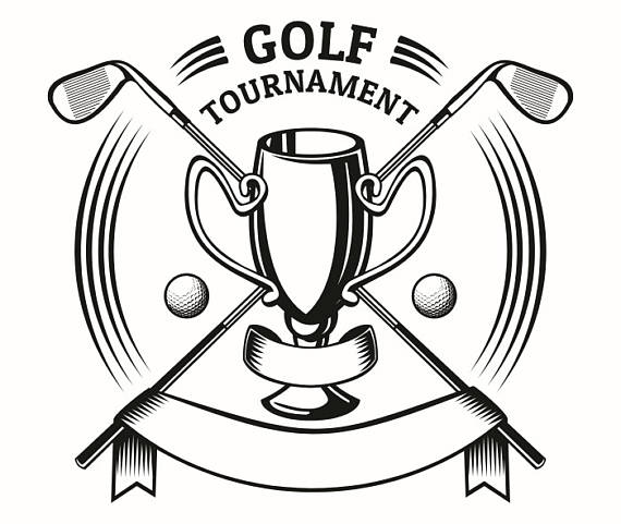 Trophy clipart tournament Digital PNG Cut Ball Clubs