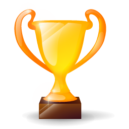 Trophy clipart transparent background Background cup cup Golden image