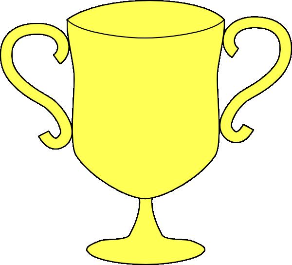 Yellow clipart trophy Clip Download vector online Trophy