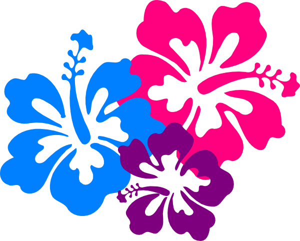 Tropical clipart Tropical Flower clipart Tropical Savoronmorehead